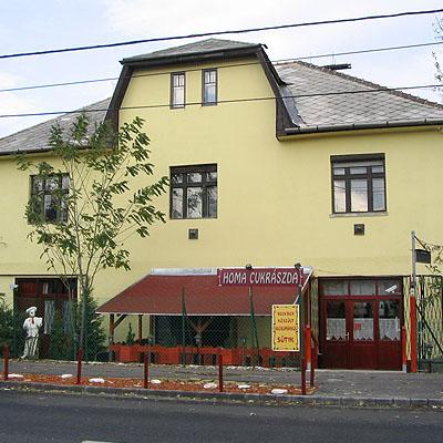 Öv utcai társasház